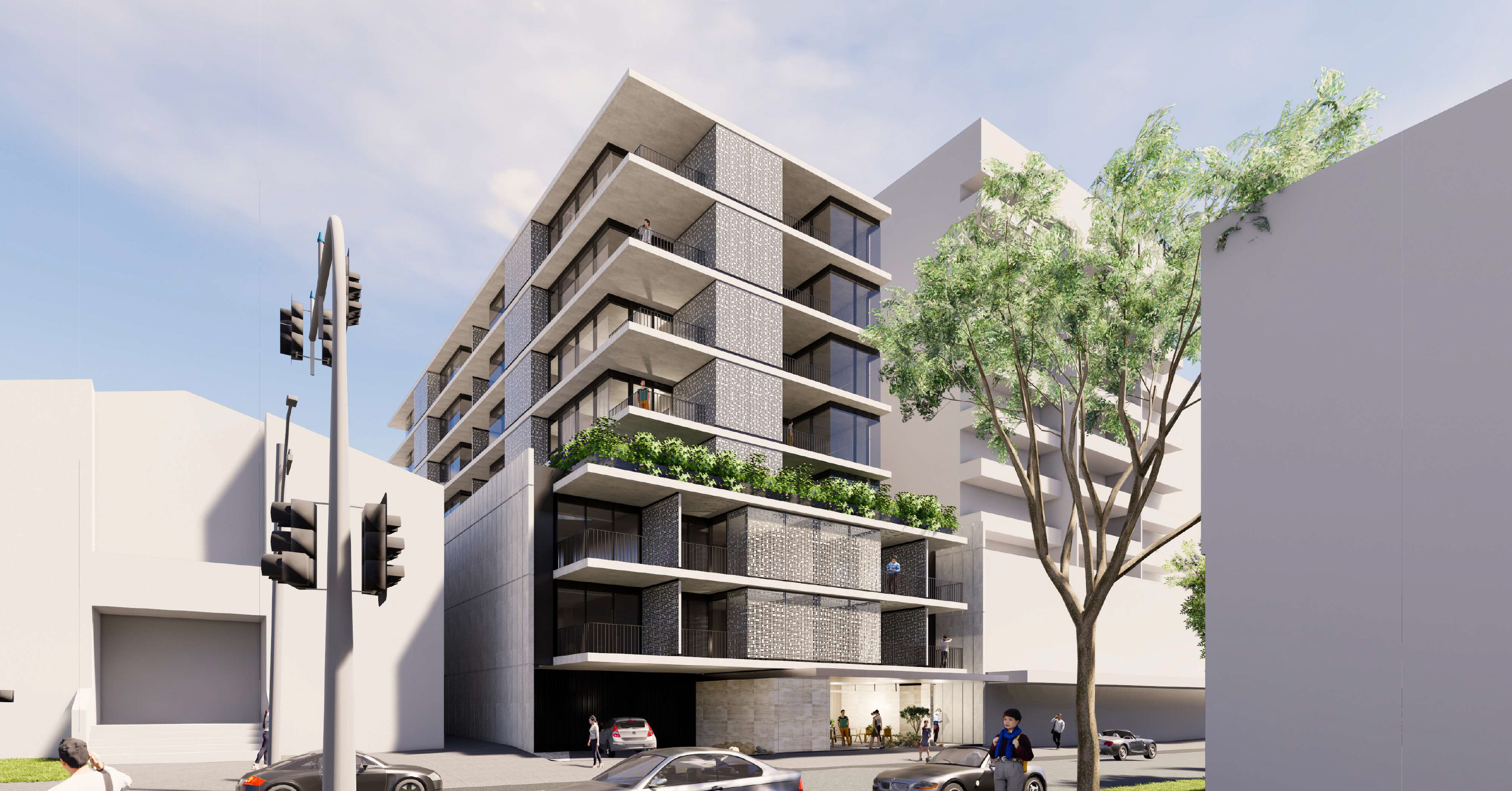 ASCOT VALE ROAD project image