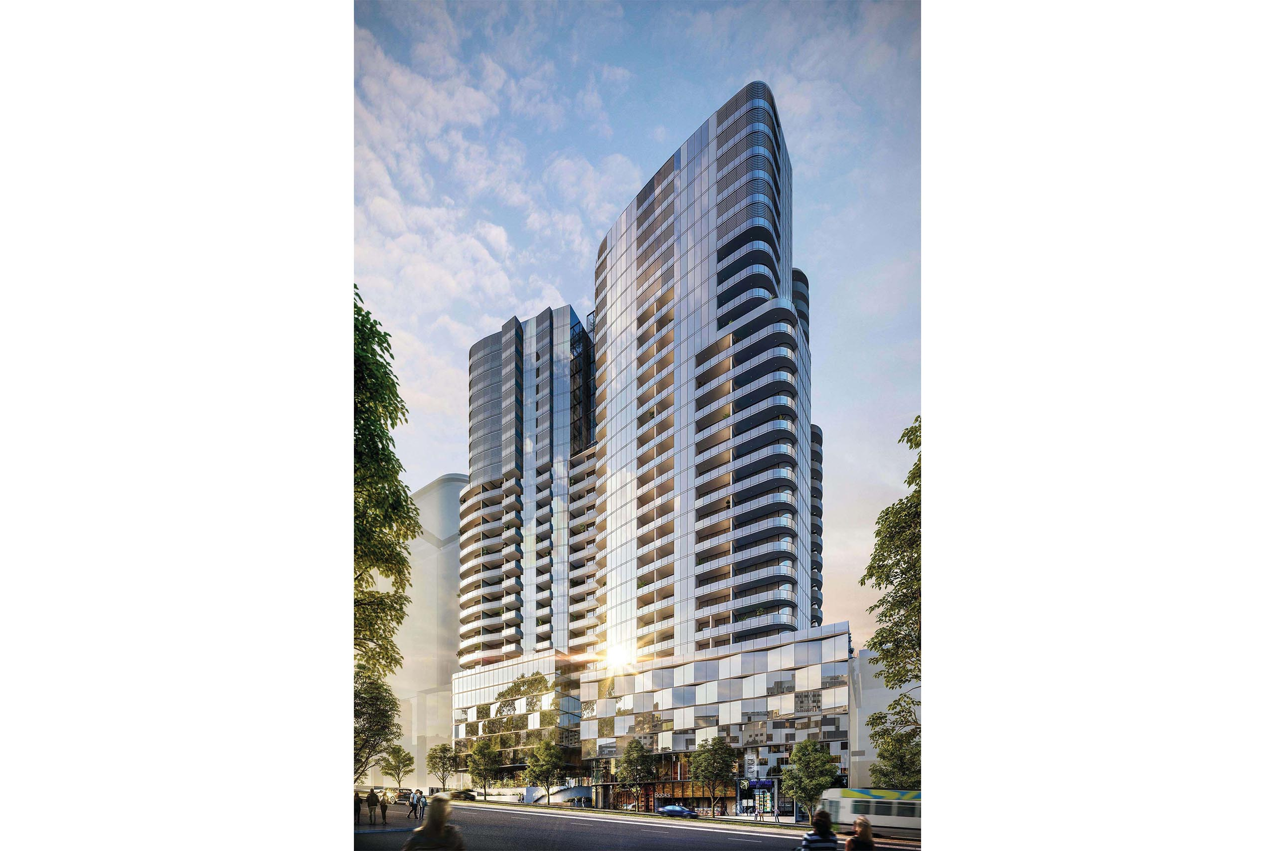 PANORAMA BOX HILL project image